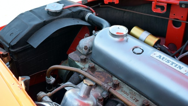 1960 Austin-Healey 3000 Mk1 BT7 For Sale (picture 75 of 104)