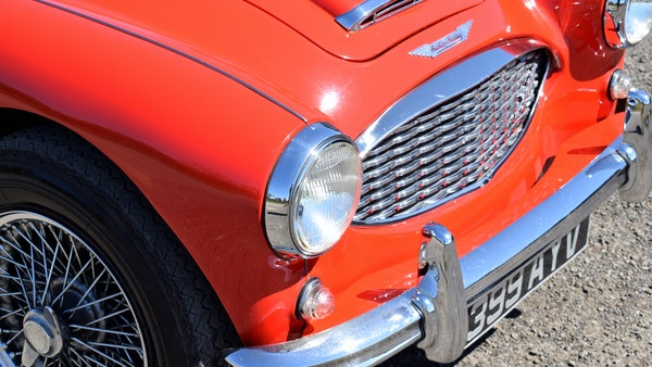 1960 Austin-Healey 3000 Mk1 BT7 For Sale (picture 54 of 104)
