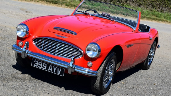 1960 Austin-Healey 3000 Mk1 BT7 For Sale (picture 3 of 104)
