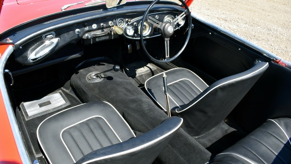 1960 Austin-Healey 3000 Mk1 BT7 For Sale (picture 34 of 104)