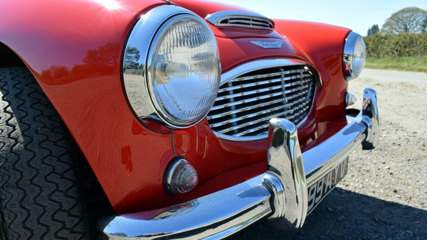 1960 Austin-Healey 3000 Mk1 BT7 For Sale (picture 61 of 104)