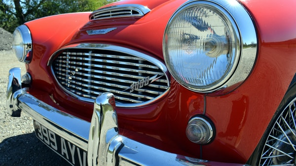 1960 Austin-Healey 3000 Mk1 BT7 For Sale (picture 59 of 104)