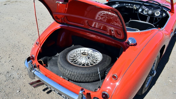1960 Austin-Healey 3000 Mk1 BT7 For Sale (picture 40 of 104)