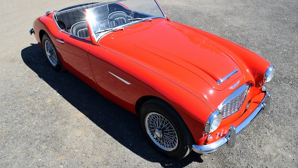 1960 Austin-Healey 3000 Mk1 BT7 For Sale (picture 13 of 104)