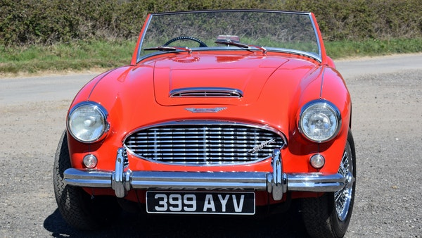 1960 Austin-Healey 3000 Mk1 BT7 For Sale (picture 5 of 104)