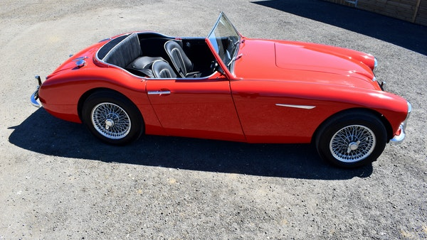 1960 Austin-Healey 3000 Mk1 BT7 For Sale (picture 14 of 104)