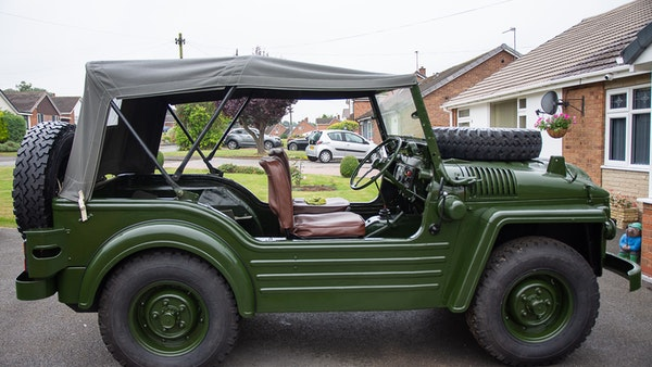 1955 Austin Champ For Sale (picture 8 of 145)