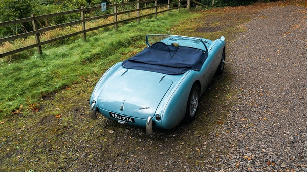 1954 Austin Healey 100 M Spec LHD For Sale (picture 30 of 116)