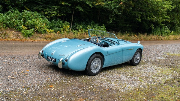1954 Austin Healey 100 M Spec LHD For Sale (picture 11 of 116)