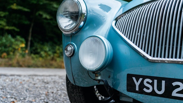 1954 Austin Healey 100 M Spec LHD For Sale (picture 68 of 116)