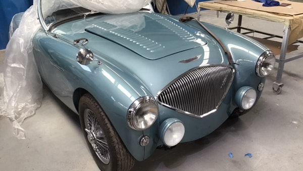 1954 Austin Healey 100 M Spec LHD For Sale (picture 116 of 116)