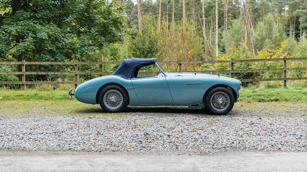 1954 Austin Healey 100 M Spec LHD For Sale (picture 33 of 116)