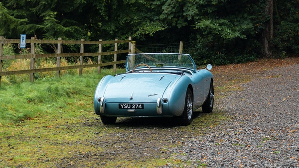 1954 Austin Healey 100 M Spec LHD For Sale (picture 17 of 116)