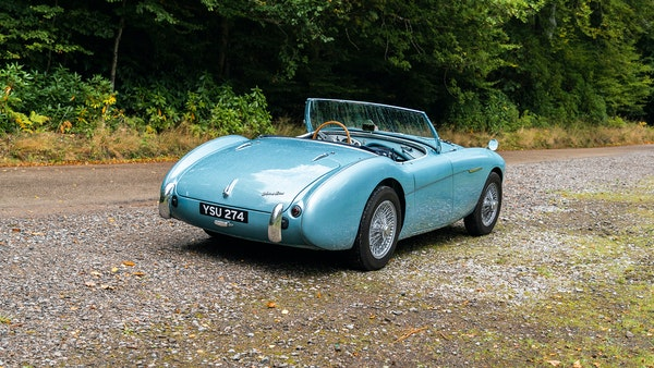 1954 Austin Healey 100 M Spec LHD For Sale (picture 12 of 116)
