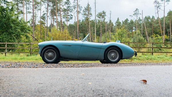 1954 Austin Healey 100 M Spec LHD For Sale (picture 21 of 116)