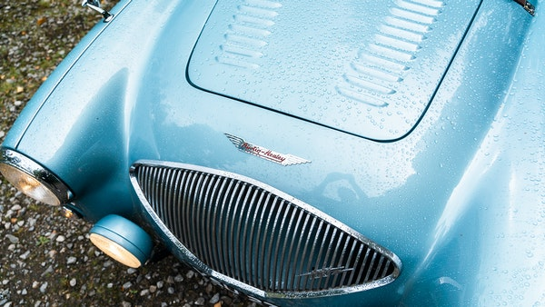 1954 Austin Healey 100 M Spec LHD For Sale (picture 55 of 116)