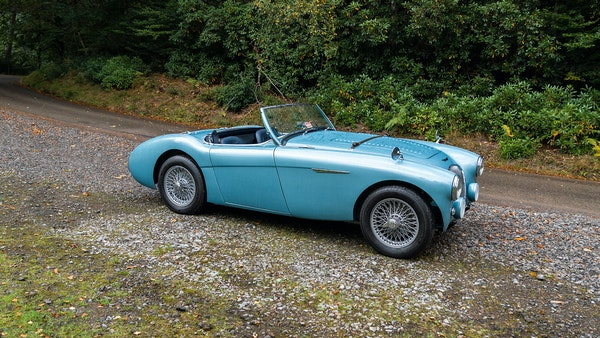 1954 Austin Healey 100 M Spec LHD For Sale (picture 4 of 116)