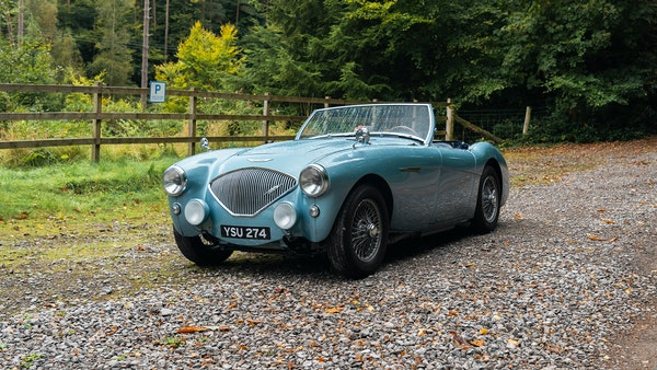 1954 Austin Healey 100 M Spec LHD For Sale (picture 3 of 116)