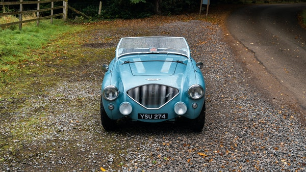 1954 Austin Healey 100 M Spec LHD For Sale (picture 19 of 116)