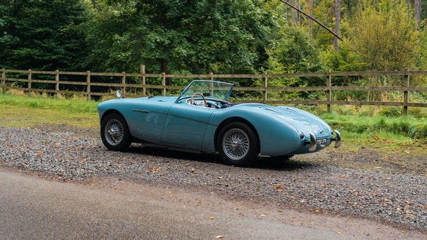 1954 Austin Healey 100 M Spec LHD For Sale (picture 20 of 116)