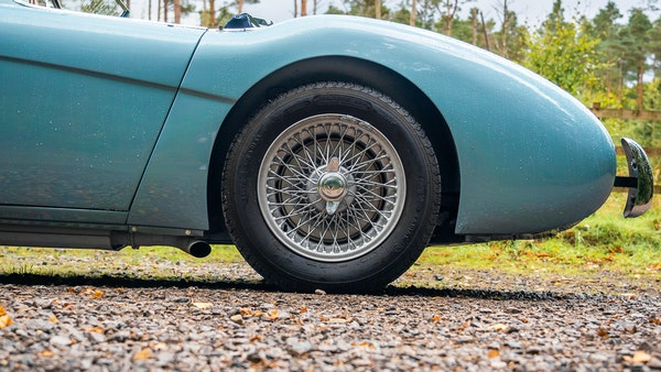 1954 Austin Healey 100 M Spec LHD For Sale (picture 42 of 116)