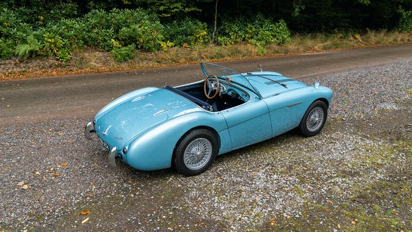1954 Austin Healey 100 M Spec LHD For Sale (picture 10 of 116)