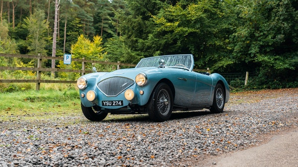 1954 Austin Healey 100 M Spec LHD For Sale (picture 26 of 116)