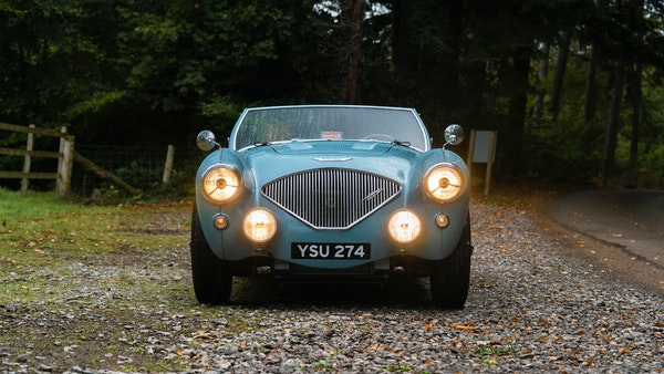 1954 Austin Healey 100 M Spec LHD For Sale (picture 24 of 116)