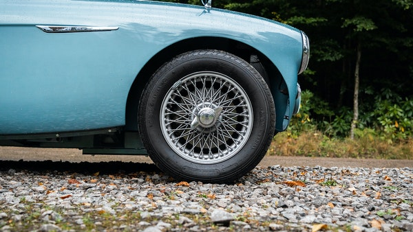1954 Austin Healey 100 M Spec LHD For Sale (picture 44 of 116)