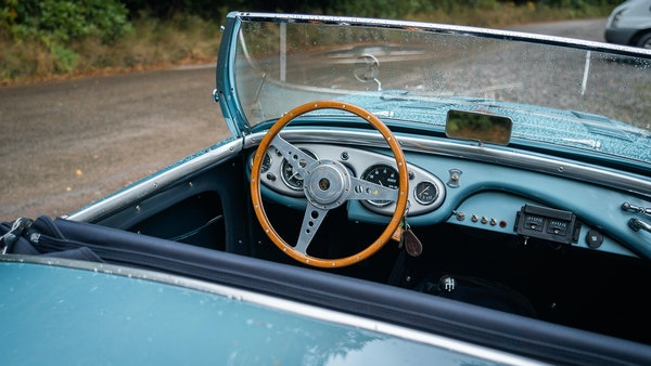 1954 Austin Healey 100 M Spec LHD For Sale (picture 82 of 116)