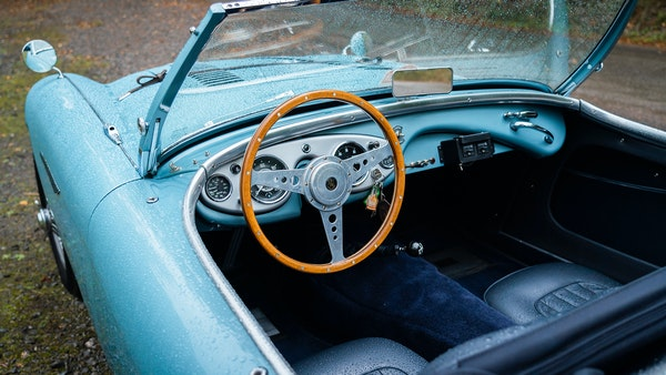 1954 Austin Healey 100 M Spec LHD For Sale (picture 49 of 116)