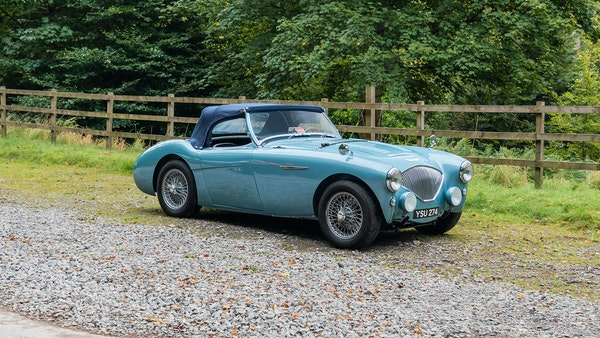 1954 Austin Healey 100 M Spec LHD For Sale (picture 34 of 116)