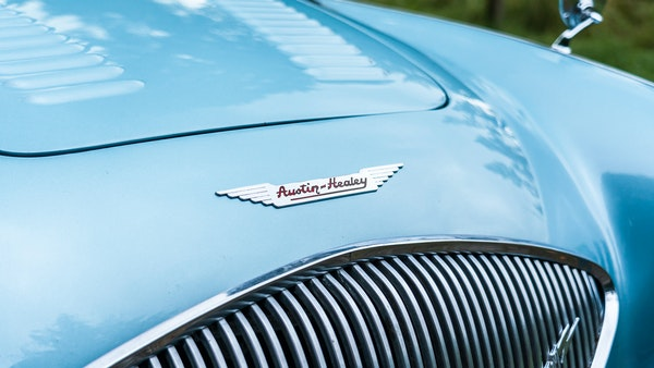 1954 Austin Healey 100 M Spec LHD For Sale (picture 70 of 116)