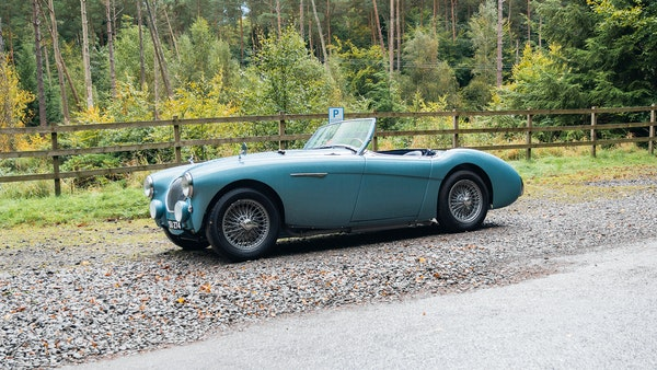 1954 Austin Healey 100 M Spec LHD For Sale (picture 22 of 116)