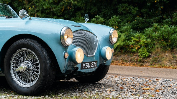 1954 Austin Healey 100 M Spec LHD For Sale (picture 28 of 116)