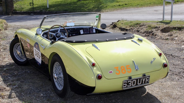 1957 Austin-Healey 100/6 For Sale (picture 17 of 103)