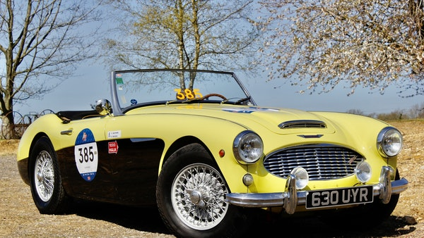 1957 Austin-Healey 100/6 For Sale (picture 12 of 103)