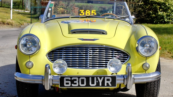 1957 Austin-Healey 100/6 For Sale (picture 8 of 103)