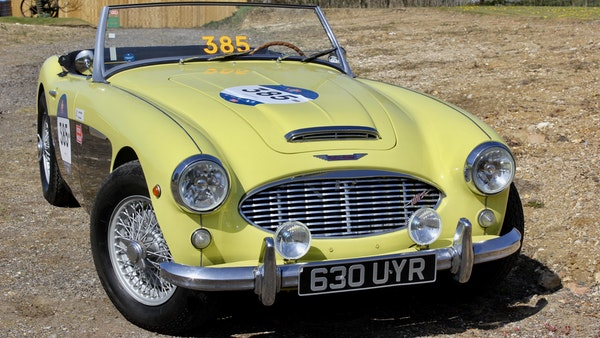 1957 Austin-Healey 100/6 For Sale (picture 18 of 103)