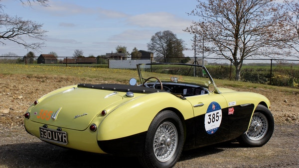 1957 Austin-Healey 100/6 For Sale (picture 16 of 103)
