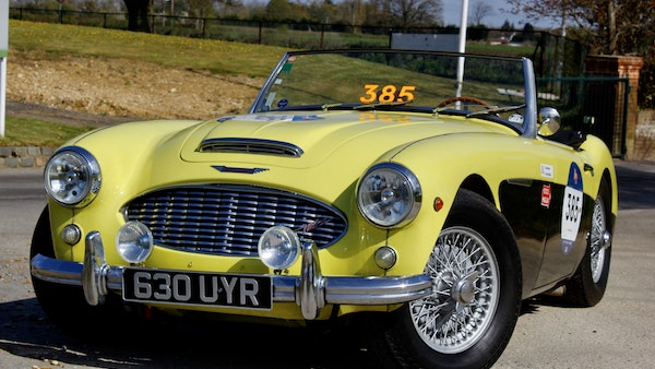 1957 Austin-Healey 100/6 For Sale (picture 6 of 103)