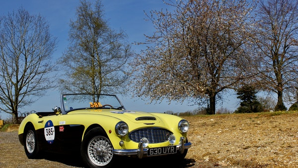 1957 Austin-Healey 100/6 For Sale (picture 13 of 103)
