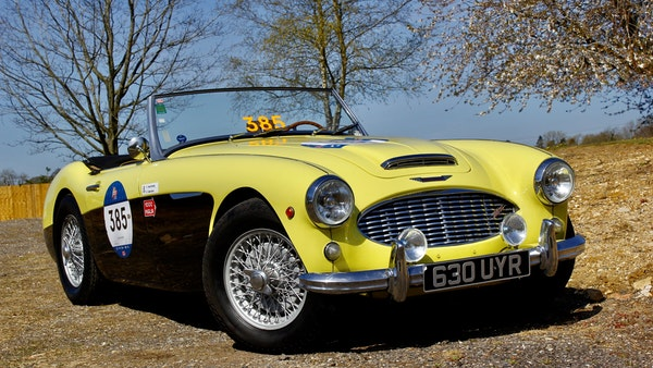 1957 Austin-Healey 100/6 For Sale (picture 14 of 103)