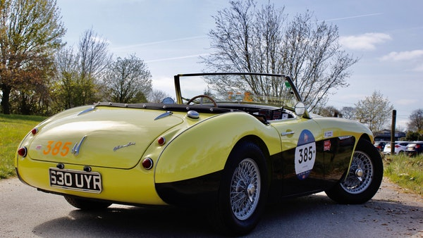 1957 Austin-Healey 100/6 For Sale (picture 4 of 103)