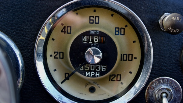 1957 Austin-Healey 100/6 For Sale (picture 41 of 103)