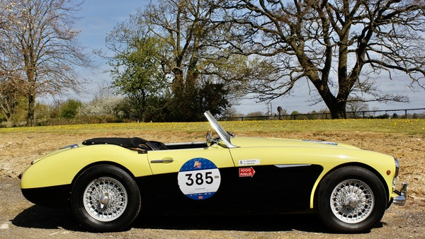 1957 Austin-Healey 100/6 For Sale (picture 10 of 103)