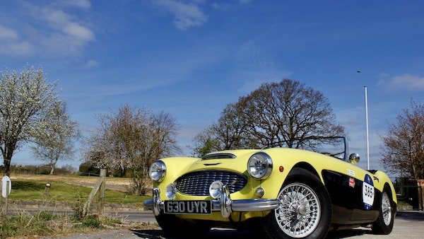 1957 Austin-Healey 100/6 For Sale (picture 5 of 103)
