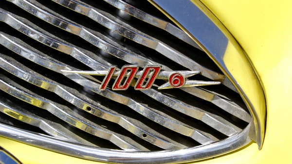 1957 Austin-Healey 100/6 For Sale (picture 56 of 103)