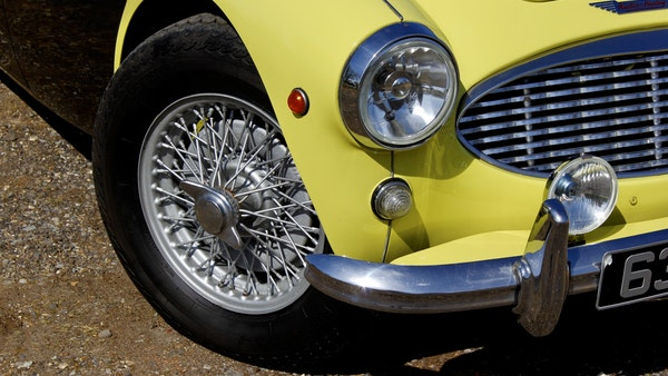 1957 Austin-Healey 100/6 For Sale (picture 70 of 103)