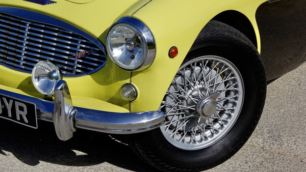 1957 Austin-Healey 100/6 For Sale (picture 42 of 103)